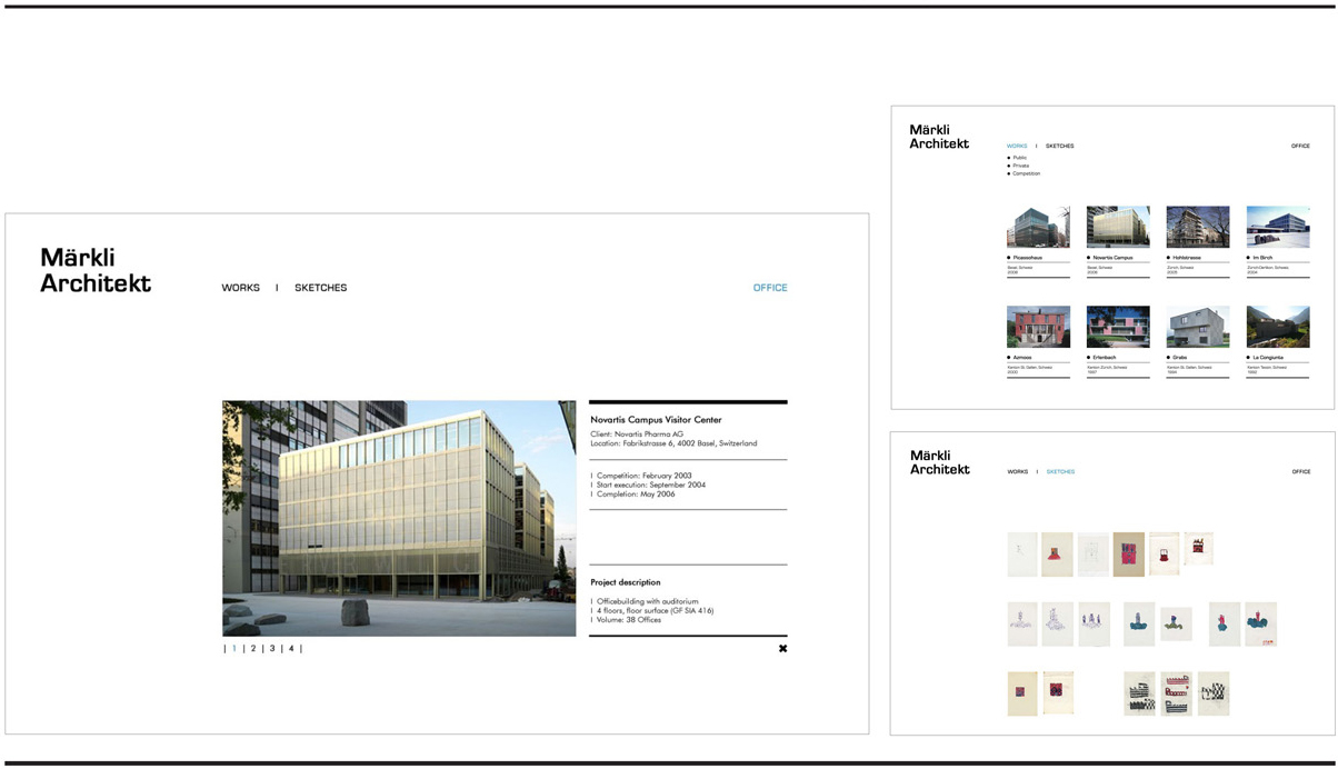 Buero kuschnig portfolio for Portfolio architektur